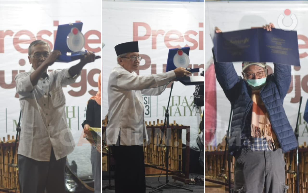 Presiden Sejati, Pujangga Abadi