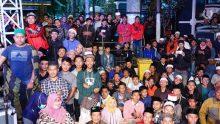 Sayembara Cinta di Lapangan Mapolres Malang