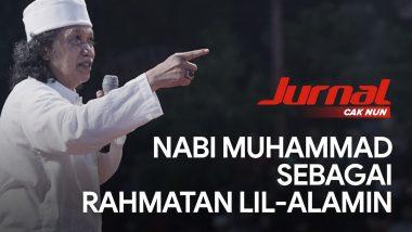 Nabi Muhammad Sebagai Rahmatan Lil-Alamin