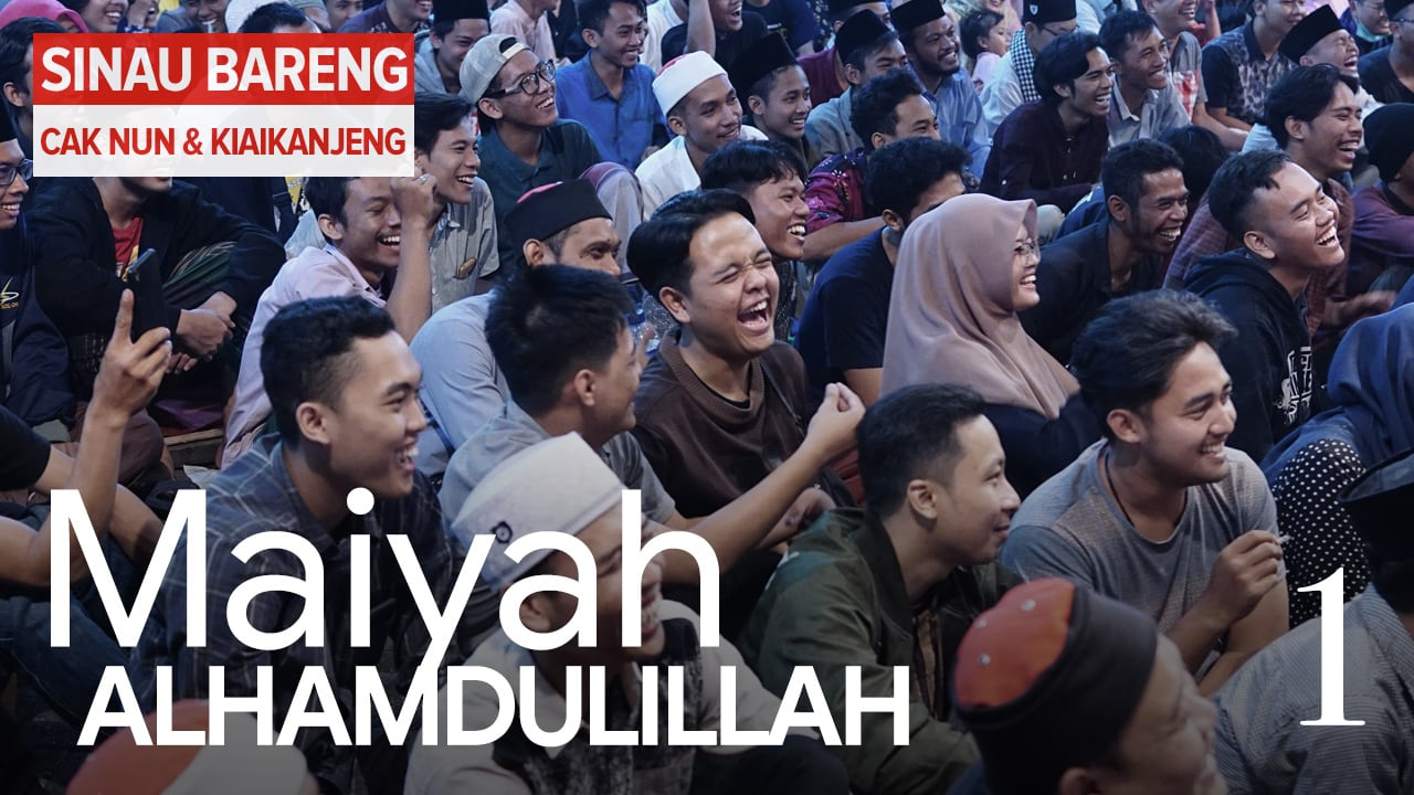 Maiyah Alhamdulillah   Part 1
