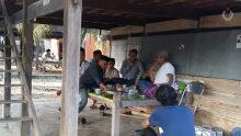Silaturahmi Papperandang Ate dengan Syeikh Nursamad Kamba