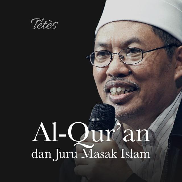 Al-Qur'an dan Juru Masak Islam