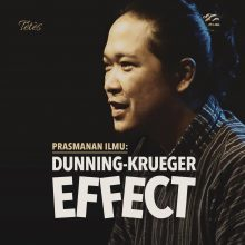 Prasmanan Ilmu: Dunning-Krueger Effect
