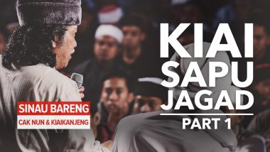 Kiai Sapu Jagad | Part 1