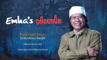 Puisi Hati Emas | Emha's Words