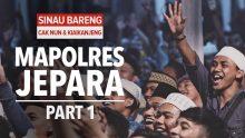Sinau Bareng Mbah Nun dan KiaiKanjeng | Mapolres Jepara | Part 1