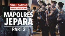 Sinau Bareng Mbah Nun dan KiaiKanjeng | Mapolres Jepara | Part 2