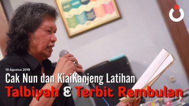 Latihan | Talbiyah dan Terbit Rembulan