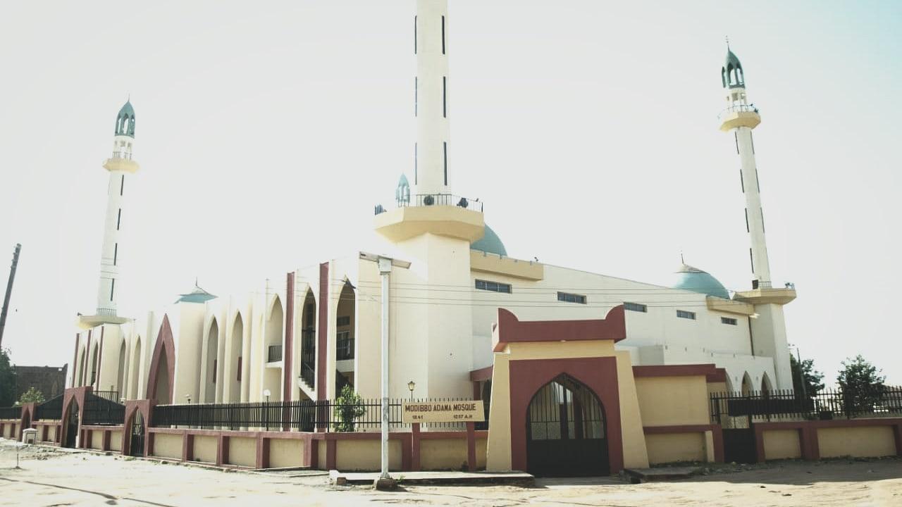Yola Central Mosque