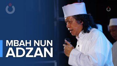 Mbah Nun: Adzan