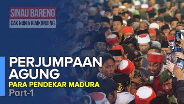 Perjumpaan Agung Para Pendekar Madura | Part 1
