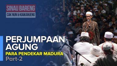 Perjumpaan Agung Para Pendekar Madura | Part 2