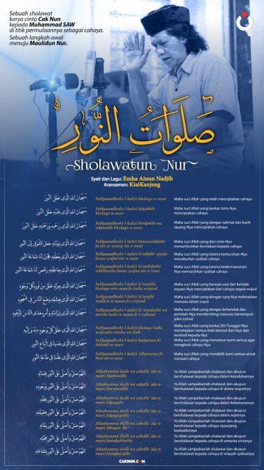 Sholawatun Nur