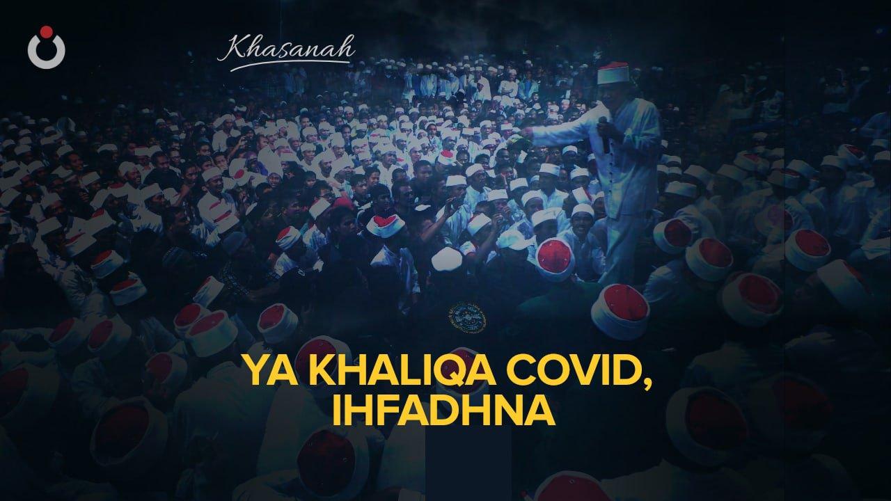 Ya Khaliqa Covid Ihfadhna Caknun Com