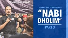 """""""Nabi Dholim"""" Part 3"""