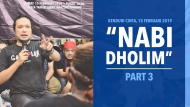 """Nabi Dholim"" Part 3"