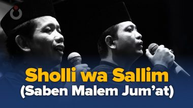 Sholli wa Sallim (Live Version)