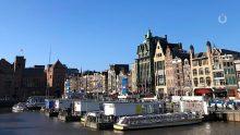 Ke Amsterdam Menengok Pergumulan Cak Nun Era 80-an