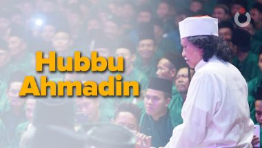 Hubbu Ahmadin (Live Version)