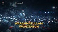 Warahmatullahi Wa'adzabuh