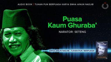 Puasa Kaum Ghuraba