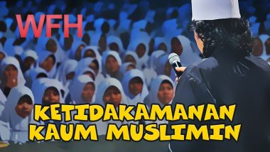 Ketidakamanan Kaum Muslimin