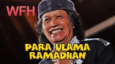 Para Ulama Ramadhan