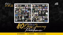 Halal Bihalal dan Tadabbur 80 Hari Pandemi Covid-19