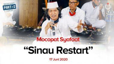Sinau Restart | Mocopat Syafaat 17 Juni 2020 | Part 2/2