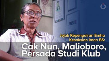 Kesaksian Imam BS: Cak Nun, Malioboro, Persada Studi Klub