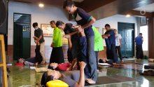 Akhir Pekan Pelatihan Terapi Zamatera di Rumah Maiyah