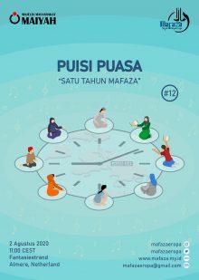 Puisi Puasa: Untuk Satu Tahun Mafaza Eropa
