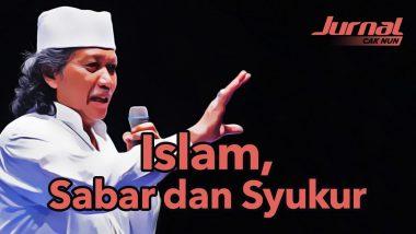Islam, Sabar dan Syukur