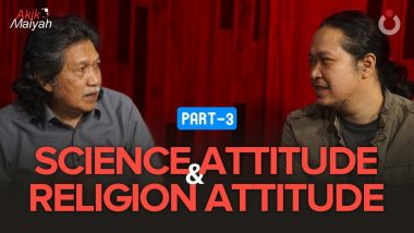 Science Attitude & Religion Attitude
