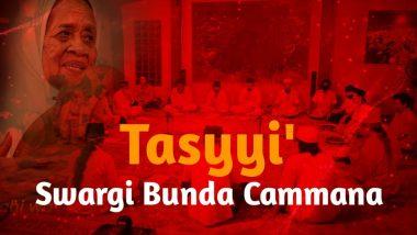 Tasyyi' Swargi Bunda Cammana