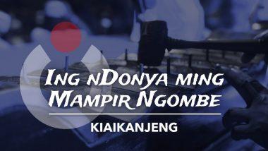 Ing nDonya ming Mampir Ngombe