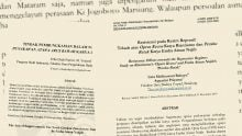 Pesan Abadi Perahu Retak dan Arus Bawah