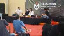 Momen Silaturahmi Simpul Setahun Pandemi