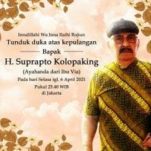 H. Suprapto Kolopaking