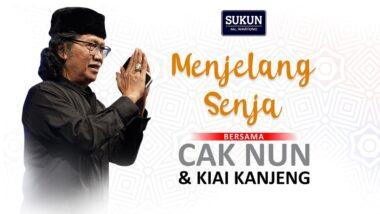 Menjelang Senja Bersama Cak Nun & KiaiKanjeng | Episode 1
