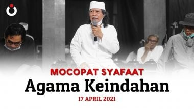 Mocopat Syafaat April 2021 | Agama Keindahan