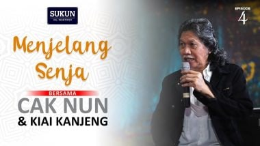 Menjelang Senja Bersama Cak Nun & KiaiKanjeng | Episode 4