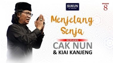 Menjelang Senja Bersama Cak Nun & KiaiKanjeng | Episode 8