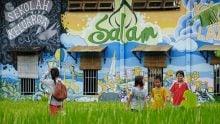 Sekolah yang Mentasbihkan Alam