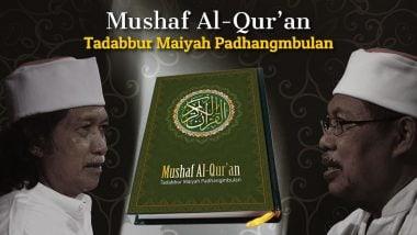 Mushaf Al-Qur'an Tadabbur Maiyah Padhangmbulan